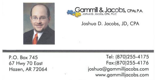 Gammill and Jacobs CPSa, P.A.